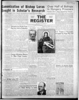 National Catholic Register July 15, 1951