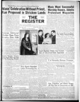 National Catholic Register July 22, 1951