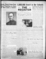 National Catholic Register August 12, 1951