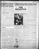National Catholic Register August 19, 1951