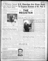National Catholic Register August 26, 1951