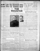 National Catholic Register September 2, 1951