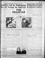 National Catholic Register September 9, 1951