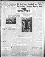 National Catholic Register September 16, 1951