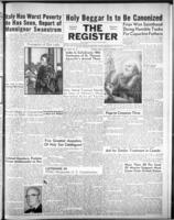 National Catholic Register October 14, 1951