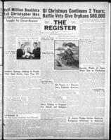 National Catholic Register December 2, 1951