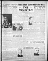 National Catholic Register December 9, 1951