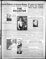 National Catholic Register December 16, 1951