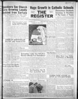 National Catholic Register December 23, 1951