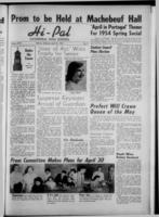 HI-PAL APRIL 23, 1954