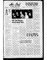 HI-PAL FEBRUARY 3, 1958