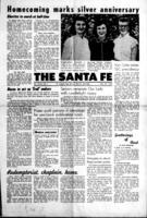 THE SANTA FE OCTOBER 27, 1954
