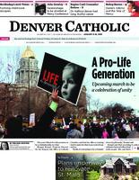Denver Catholic January 9-22, 2016