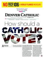 Denver Catholic October 8-21, 2016