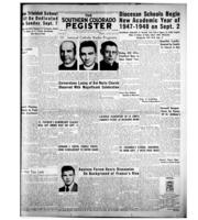 Southern Colorado Register August 29, 1947