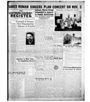 Southern Colorado Register October 31, 1947