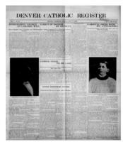 Denver Catholic Register July 13, 1906