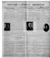 Denver Catholic Register July 20, 1906