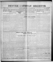 Denver Catholic Register December 27, 1906
