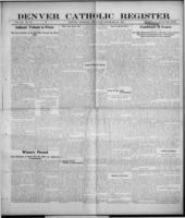 Denver Catholic Register December 26, 1907