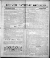 Denver Catholic Register April 23, 1908