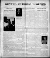 Denver Catholic Register July 2, 1908