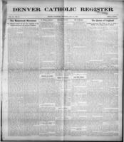 Denver Catholic Register July 16, 1908