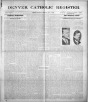 Denver Catholic Register July 15, 1909