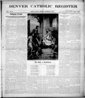 Denver Catholic Register December 23, 1909