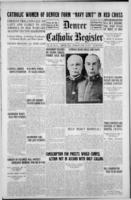 Denver Catholic Register April 12, 1917