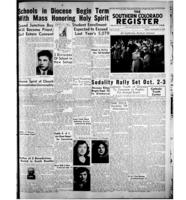 Southern Colorado Register September 10, 1948