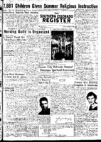 Southern Colorado Register August 1953