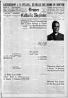 Denver Catholic Register April 15, 1920