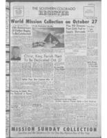 Southern Colorado Register October 25, 1957