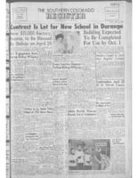 Southern Colorado Register April 26, 1957