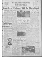 Southern Colorado Register August 16, 1957