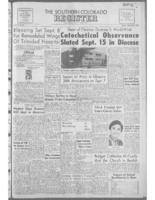 Southern Colorado Register September 6, 1957