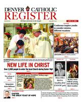Denver Catholic Register April 12, 2006
