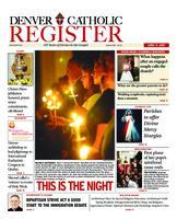 Denver Catholic Register April 11, 2007