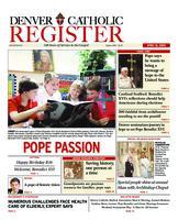 Denver Catholic Register April 16, 2008