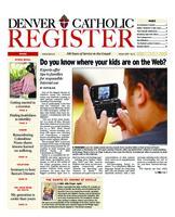 Denver Catholic Register April 1, 2009
