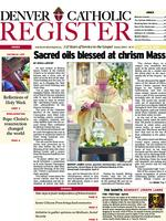 Denver Catholic Register April 11, 2012