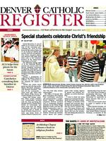 Denver Catholic Register April 18, 2012