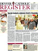Denver Catholic Register April 18, 2012