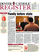 Denver Catholic Register April 10, 2013