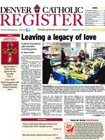 Denver Catholic Register April 17, 2013