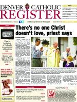 Denver Catholic Register April 24, 2013