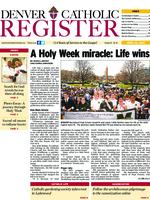 Denver Catholic Register April 23, 2014