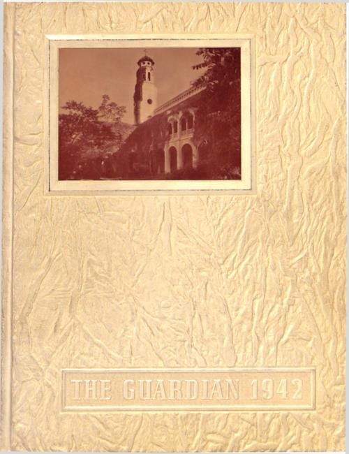 The Guardian is the yearbook of Cathedral High School