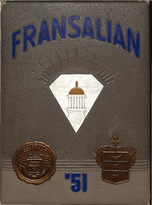 The Fransalian is the yearbook of St. Francis de Sales High School